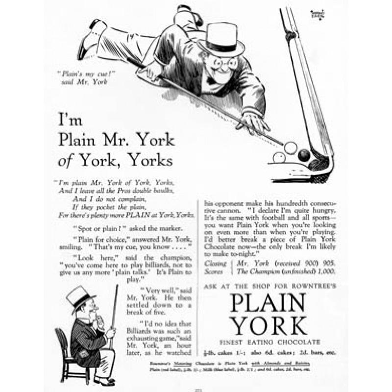 Plain York Chocolate