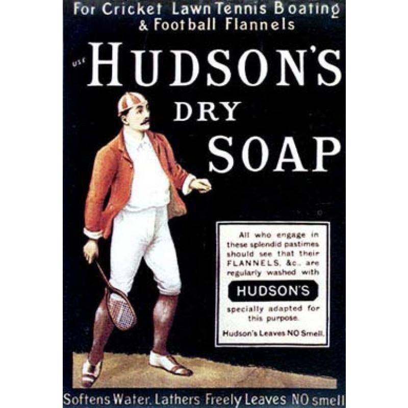 Hudson's Dry Soap