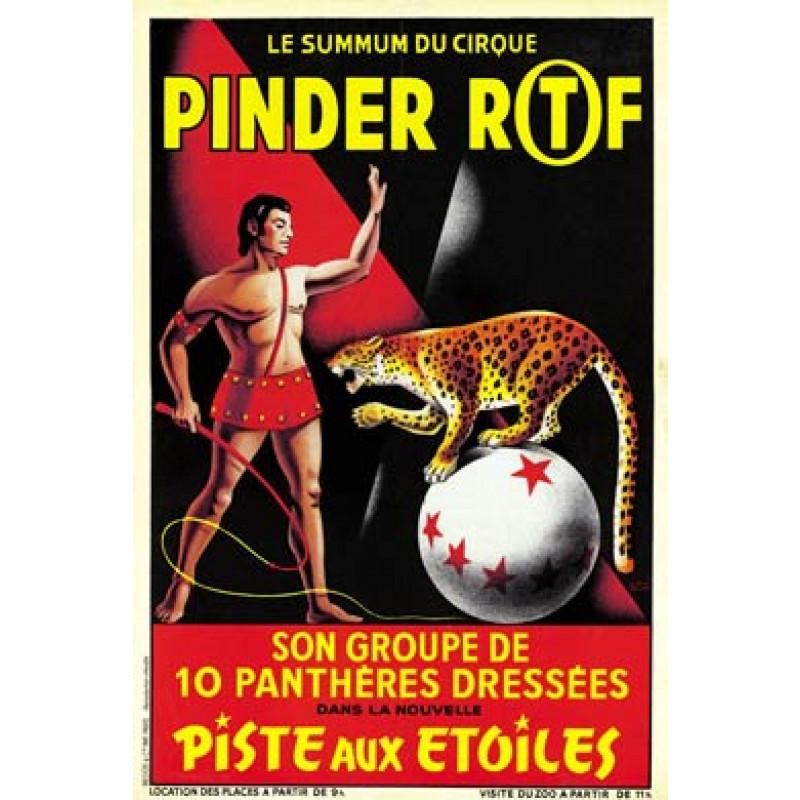 Pinder RTF Circus