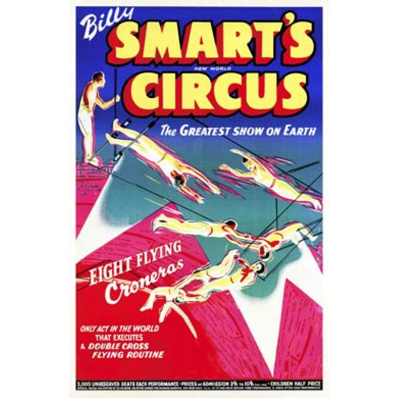 Billy Smarts Circus