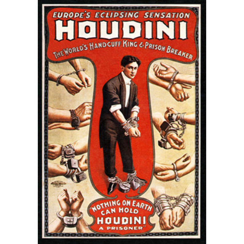 Houdini, 1906