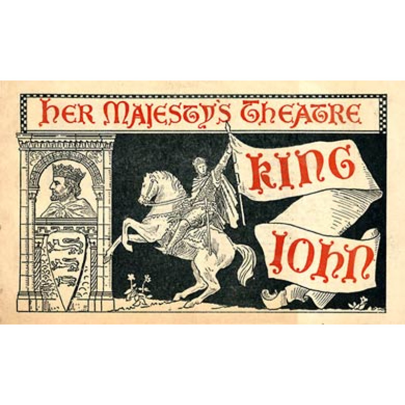 King John, Shakespeare