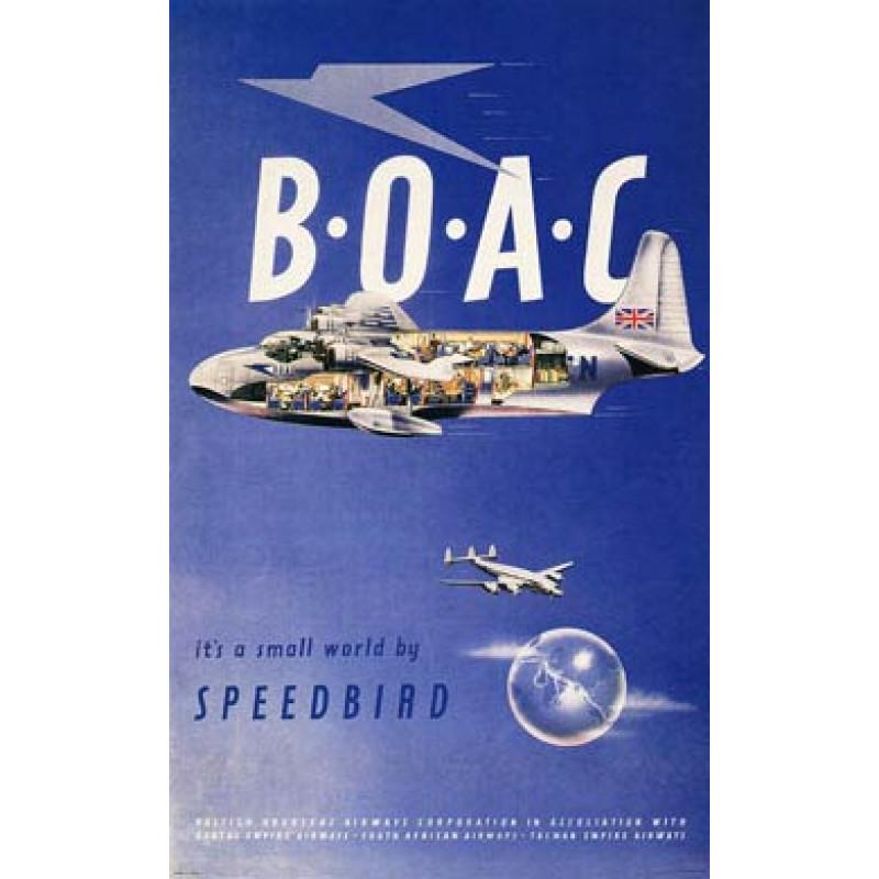 BOAC, Speedbird