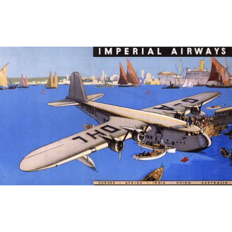 Imperial Airways, 1936