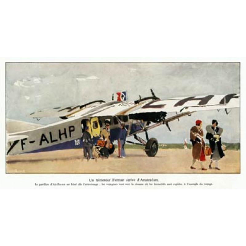 Air France, Farman, Maintenance