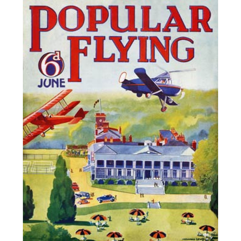 Popular Flying, 1932
