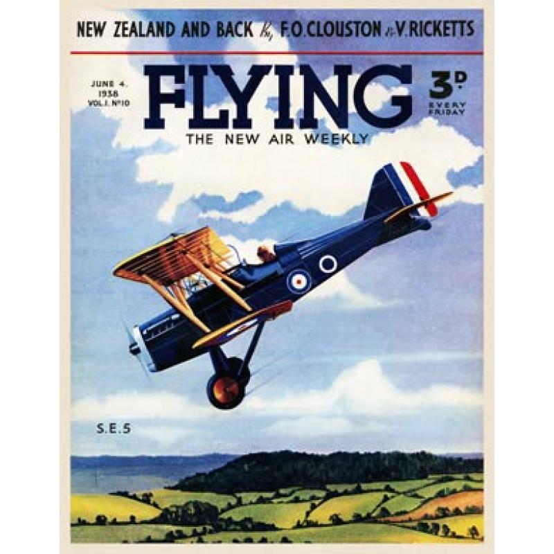 Flying, SE5