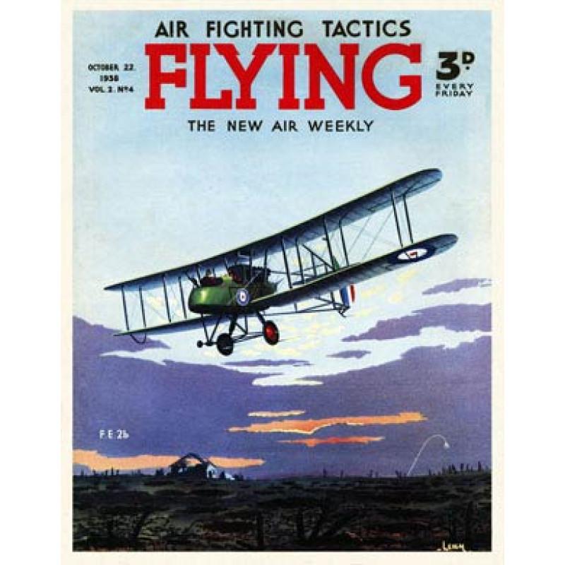 Flying, FE2b