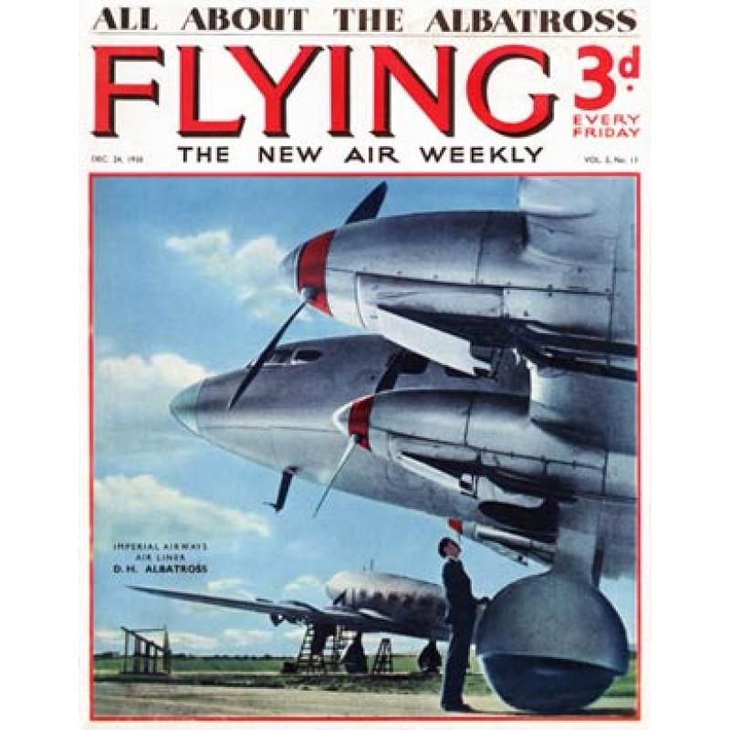 Flying, Imperial Airways Albatross