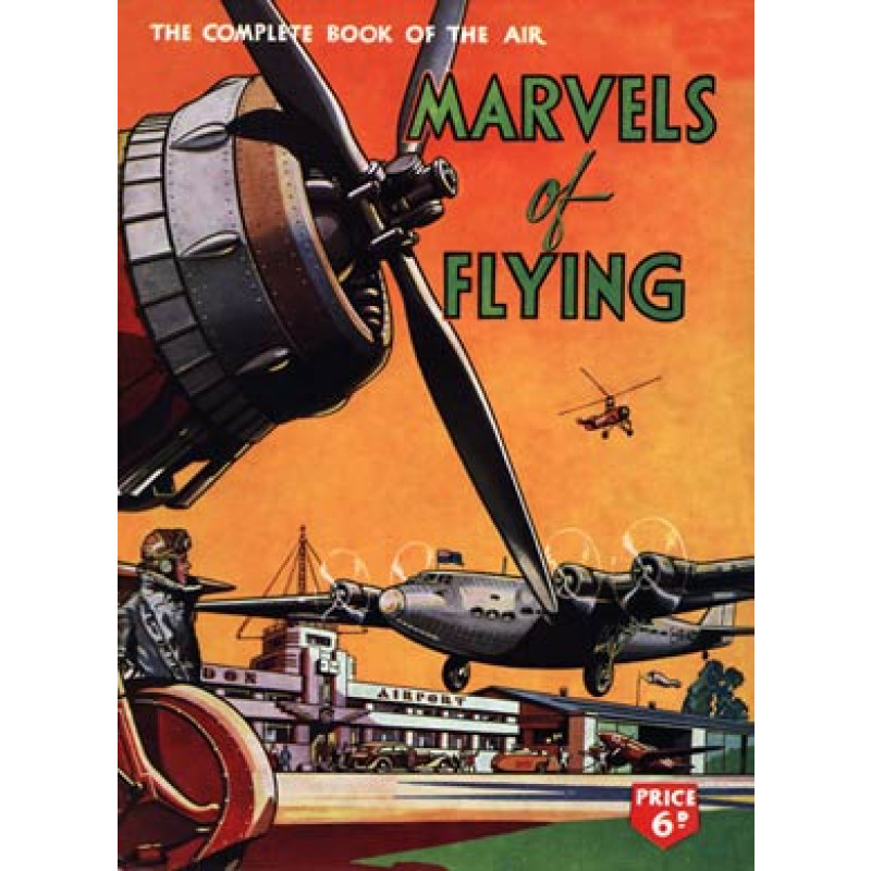 Marvels Of Flying