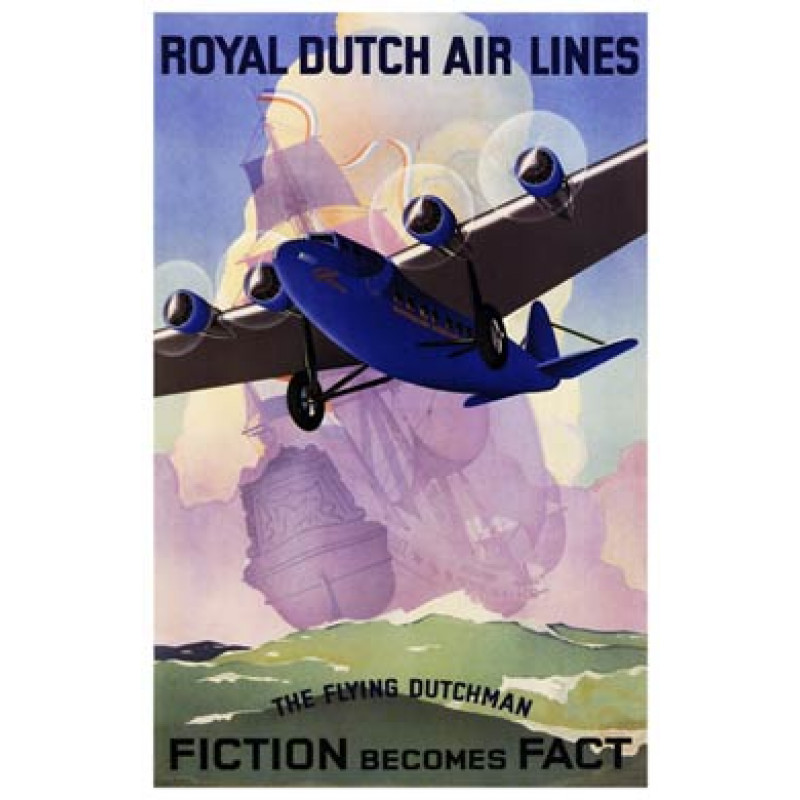Royal Dutch Airlines, 1933