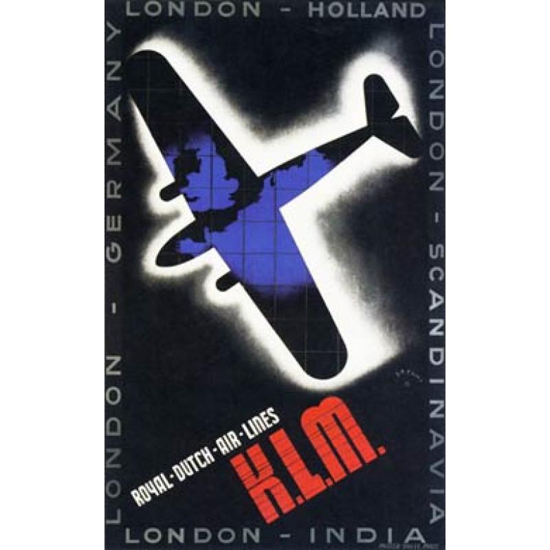 KLM, 1933