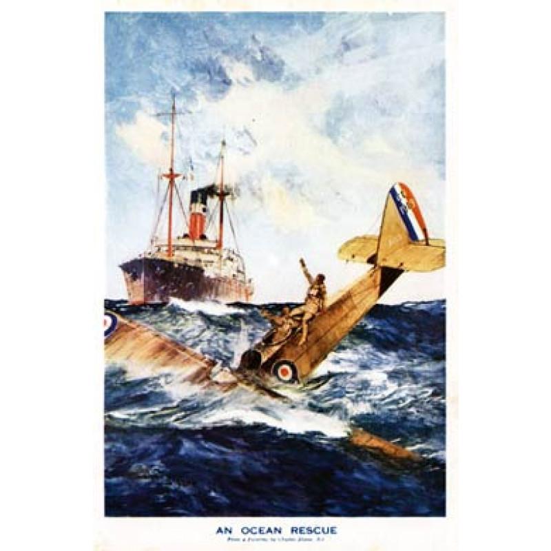 An Ocean Rescue, 1919