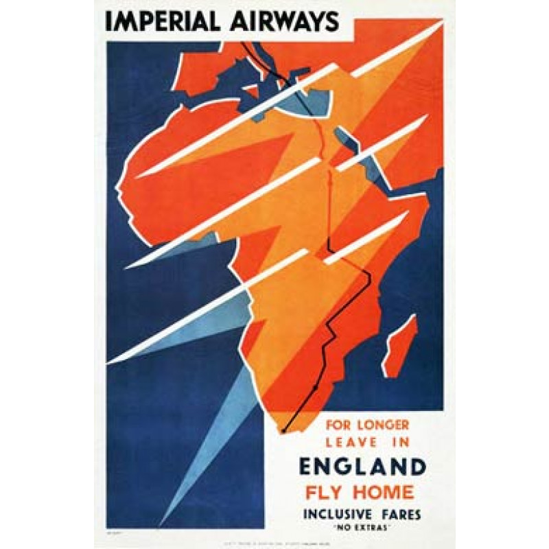 Imperial Airways, 1935