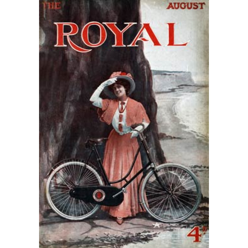 Royal, Cycling, 1905