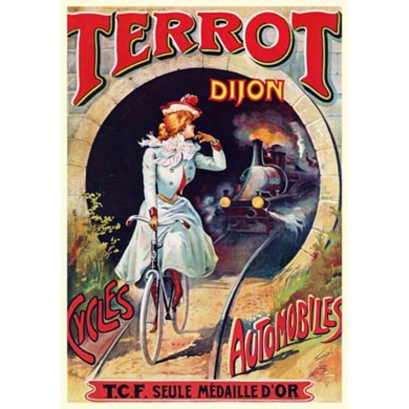 Cycles Terrot, 1898