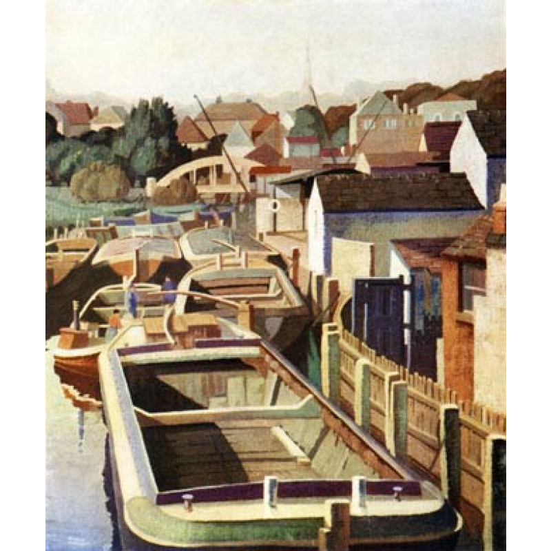Barge Corner