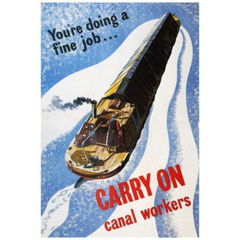 Carry On Canal Workers
