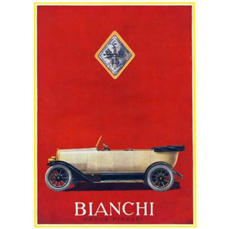 Bianchi, 1920