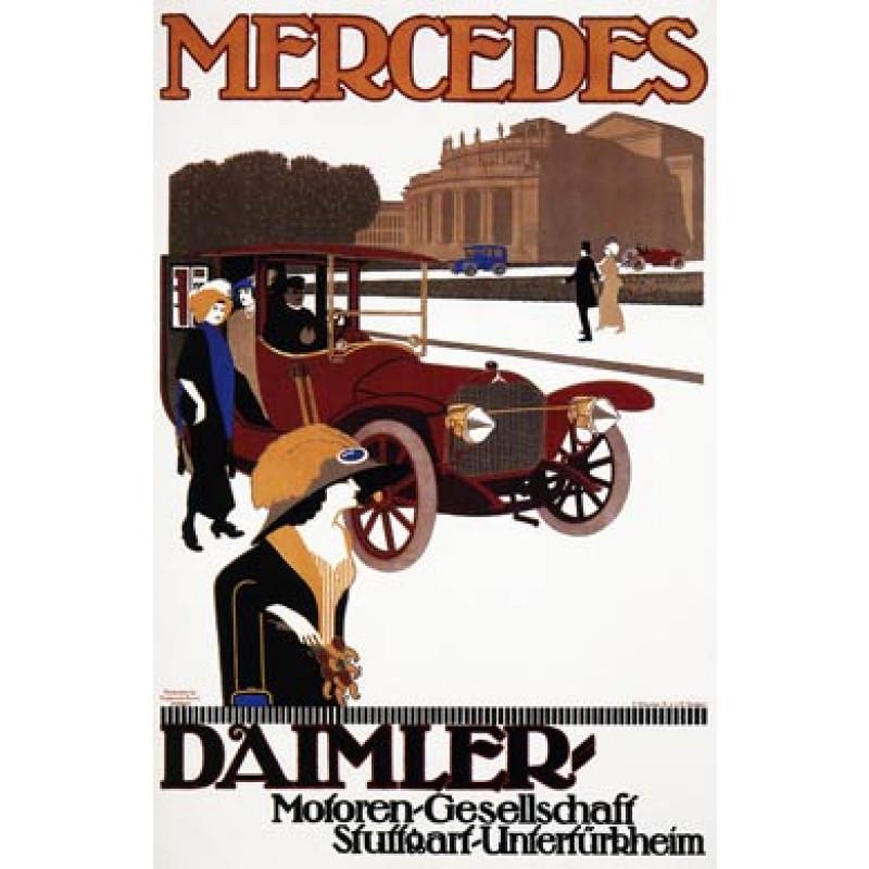 Mercedes, 1912