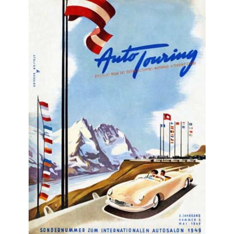 Auto Touring, Porsche
