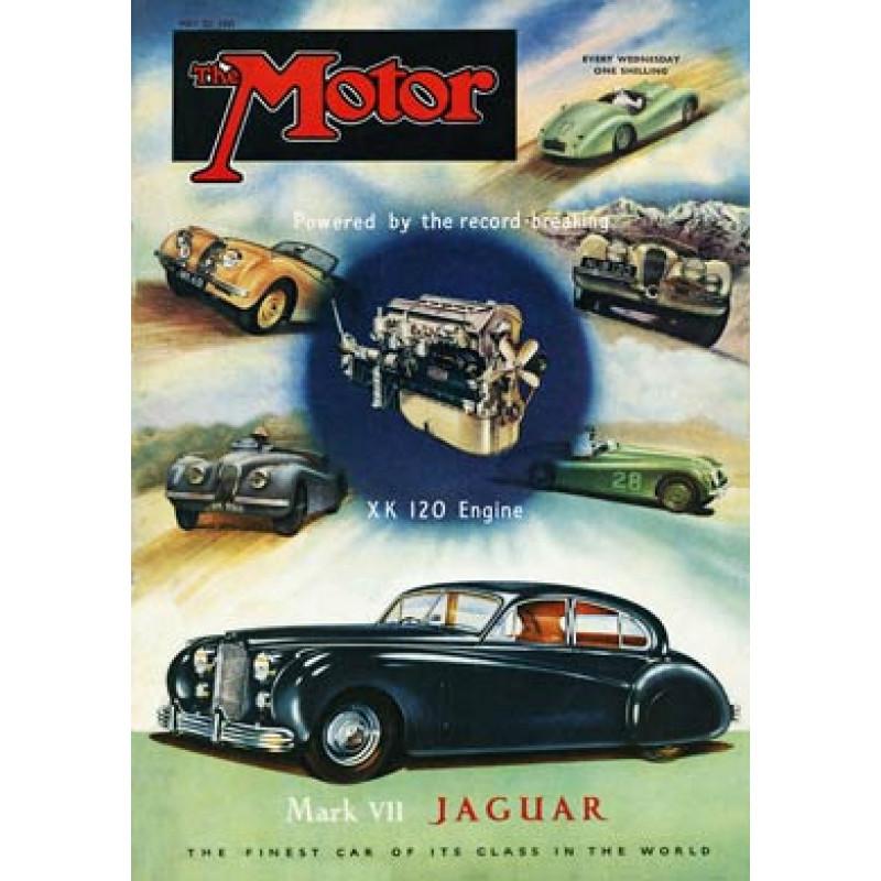 Jaguar, 1951