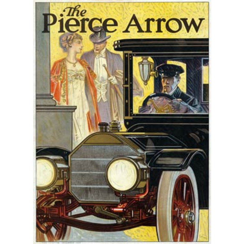 Pierce Arrow, 1909