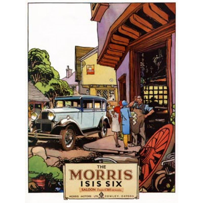 Morris Isis 6, 1930