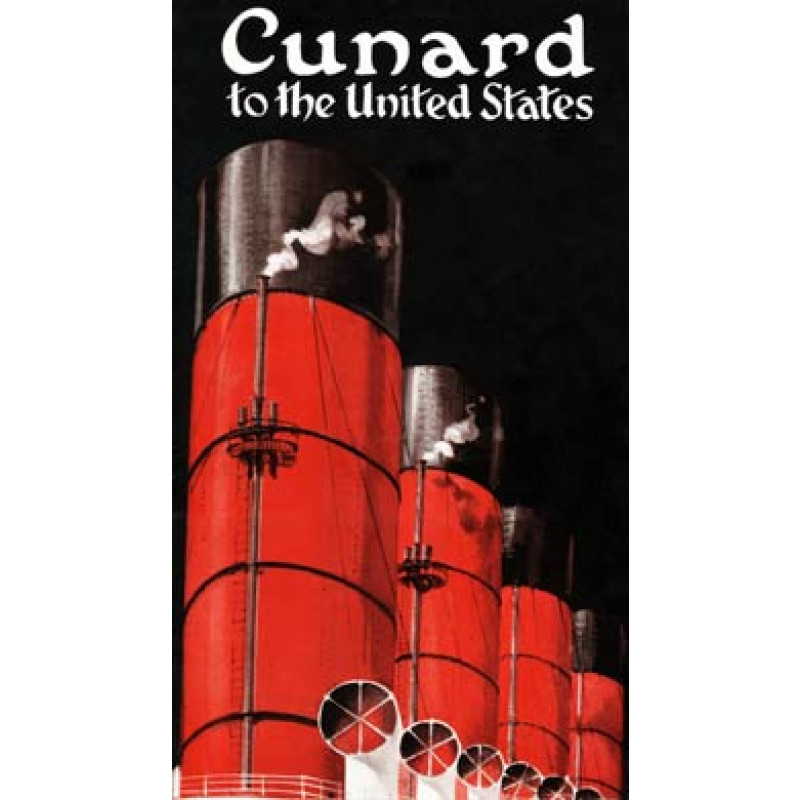 Cunard To The US