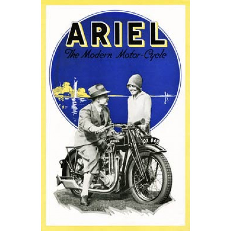 Ariel, The Modern Motor Cycle
