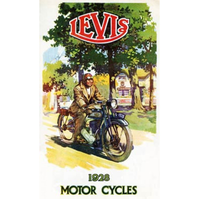Levis Motor Cycles