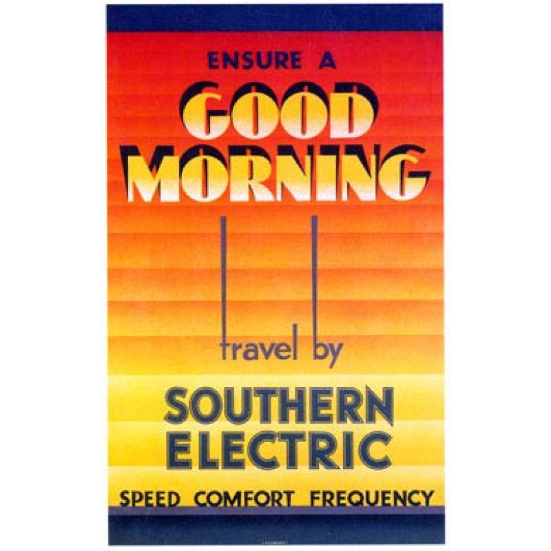 Good Morning, Southern Electric