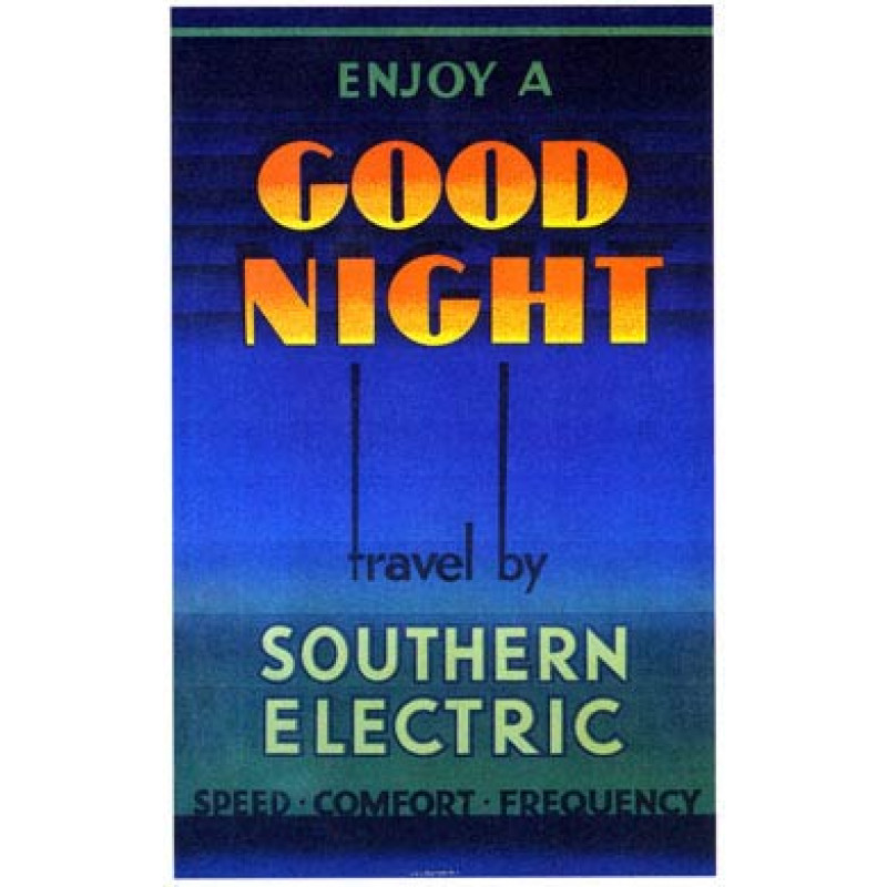 Good Night, Southern Electric