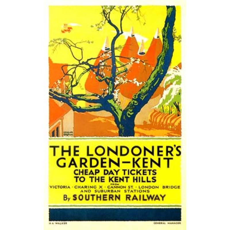 The Londoner's Garden, Kent