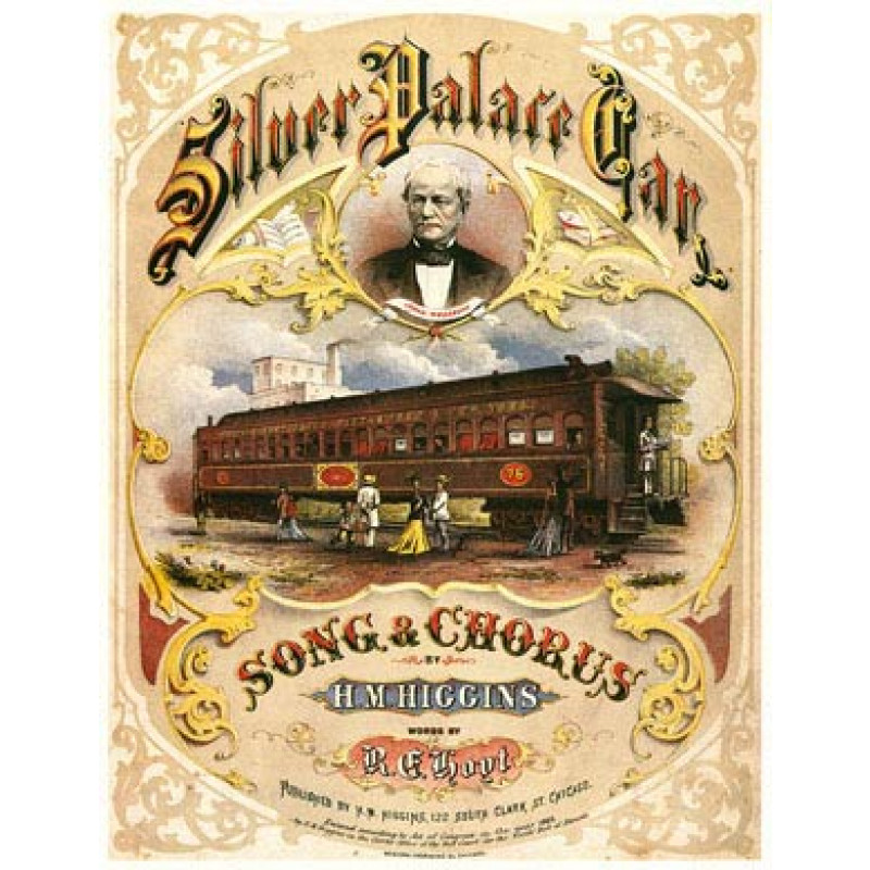 The Silver Palace Car, 1868