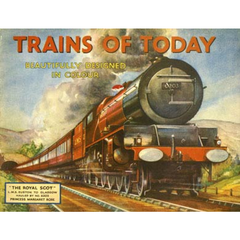 Trains of Today, The Royal Scot, 1938