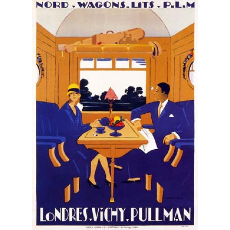 Londres Vichy Pullman, 1927