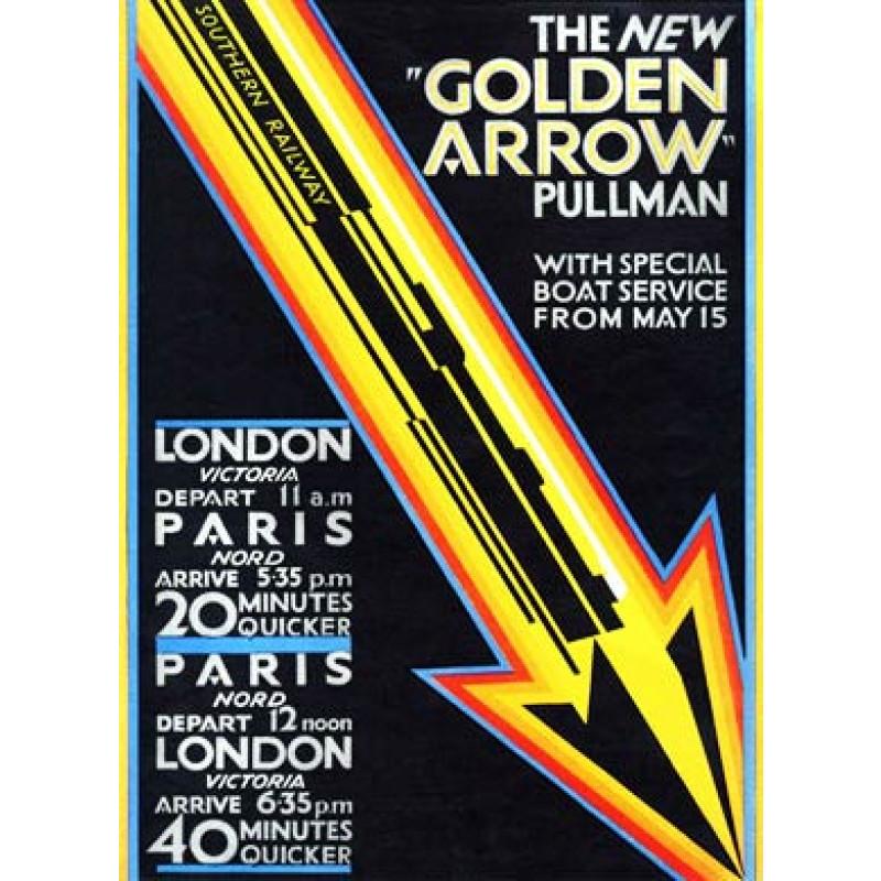 Golden Arrow Pullman, 1929