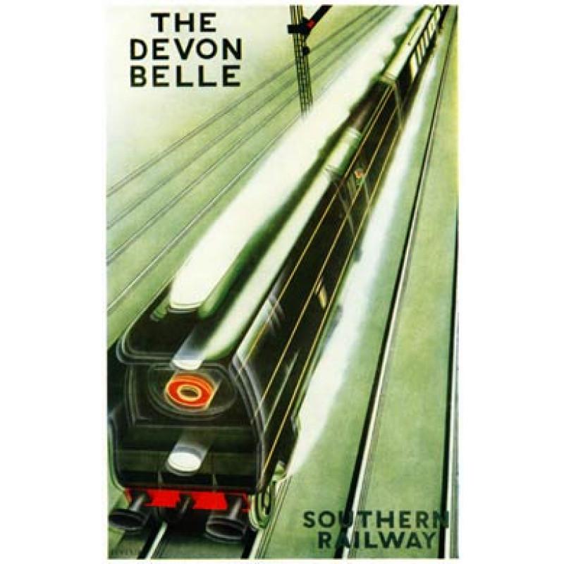 The Devon Belle