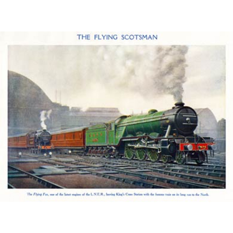 Flying Scotsman, 1926