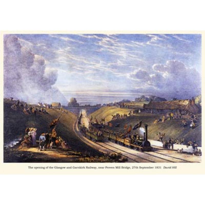 Glasgow and Garnkirk Railway