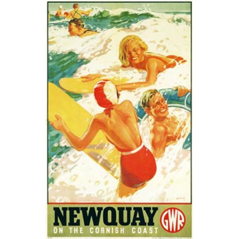 Newquay, 1937