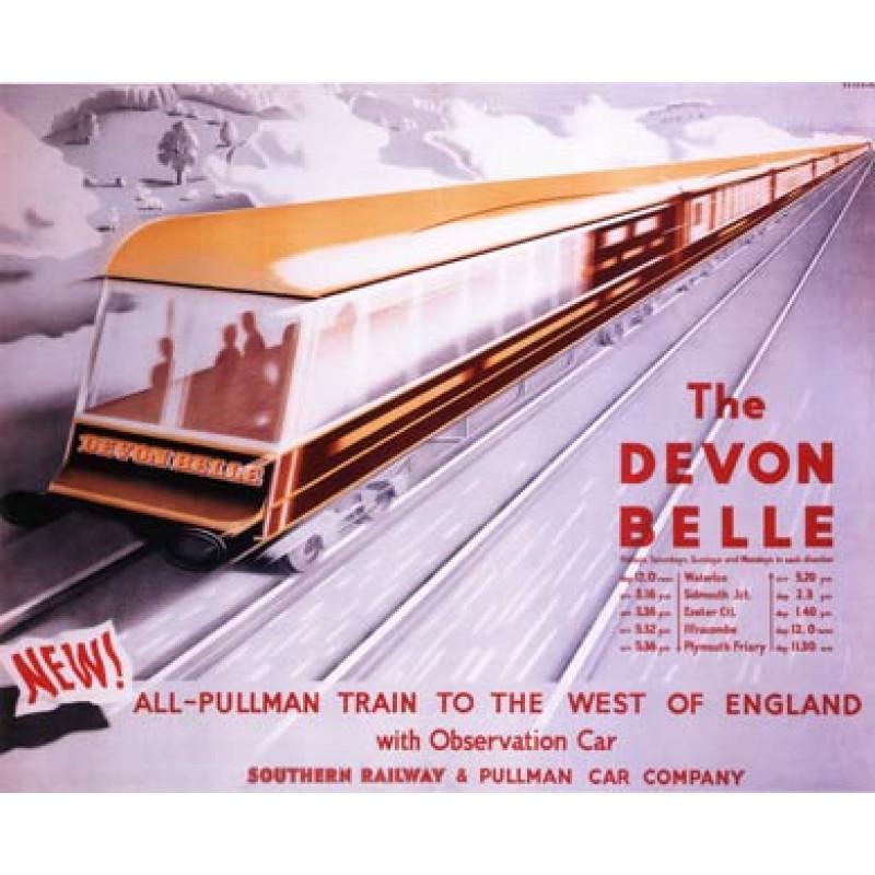 Devon Belle Car 14