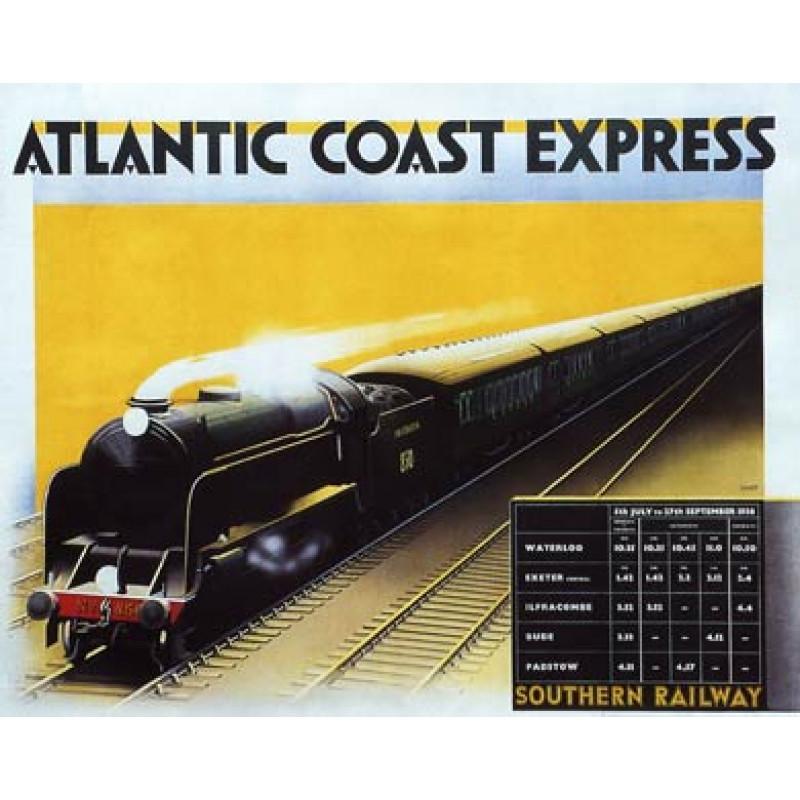 Atlantic Coast Express, 1936