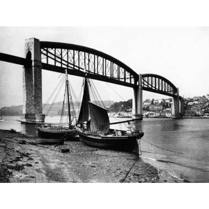 Saltash Bridge, 1924