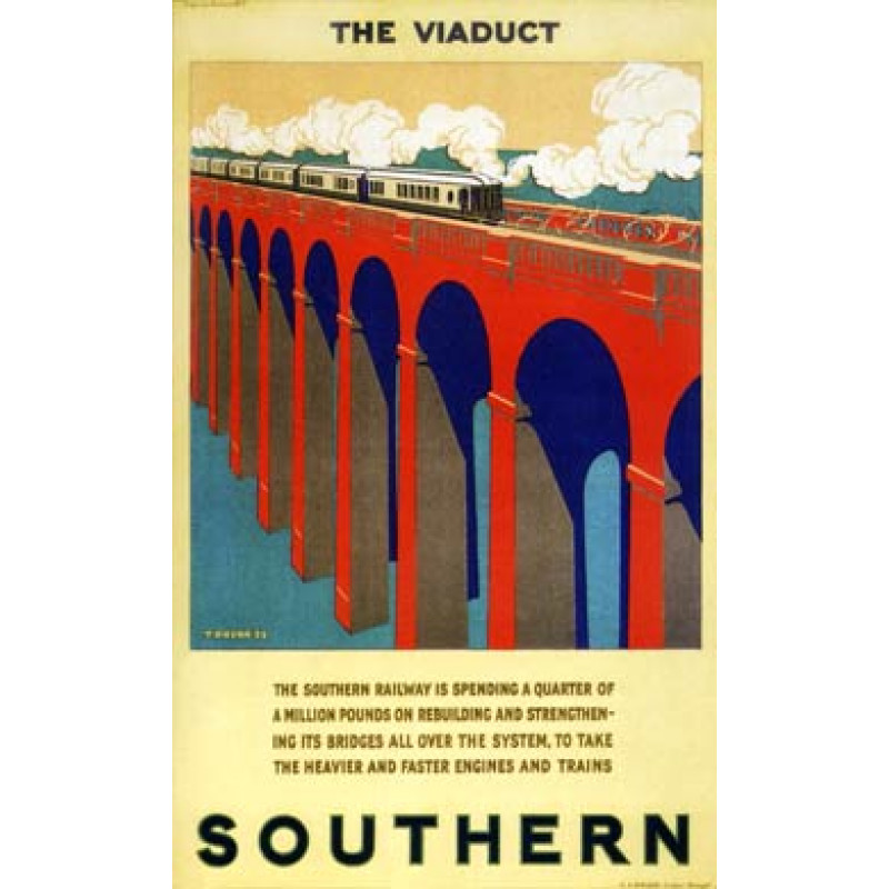 The Viaduct, Southern Railway