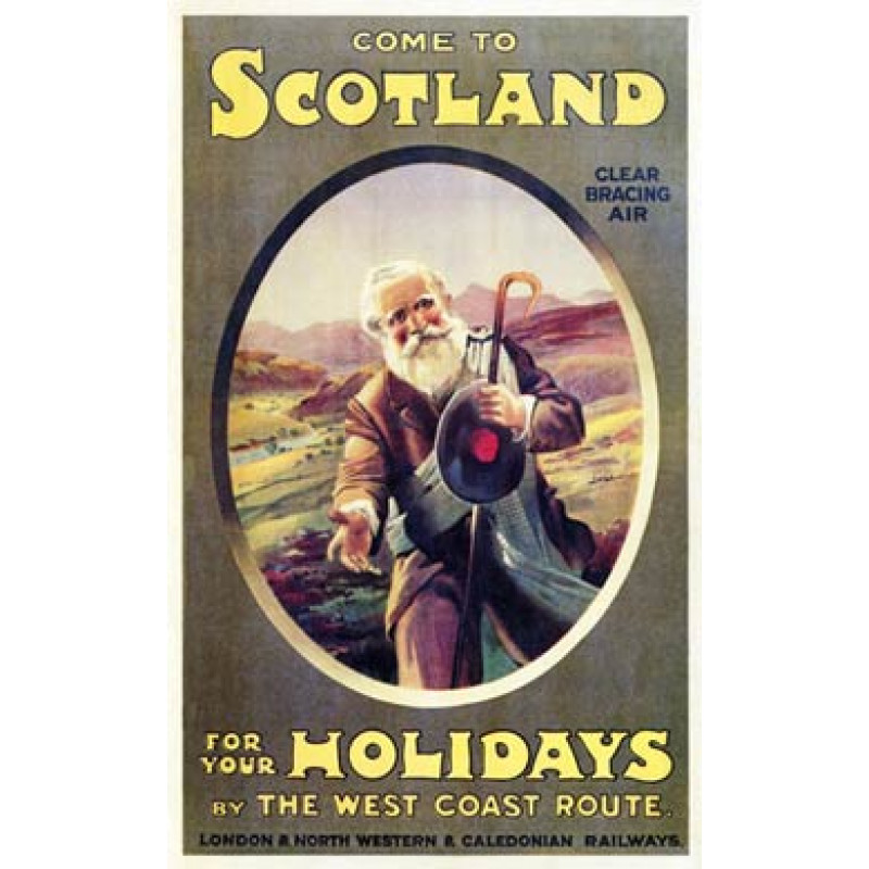 Come to Scotland, 1909