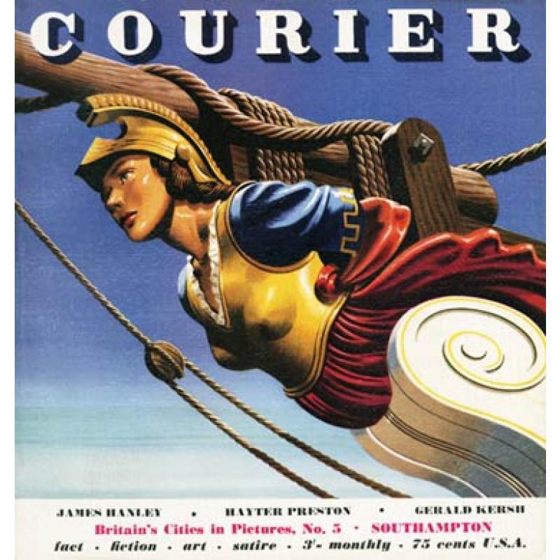 Courier, Figurehead