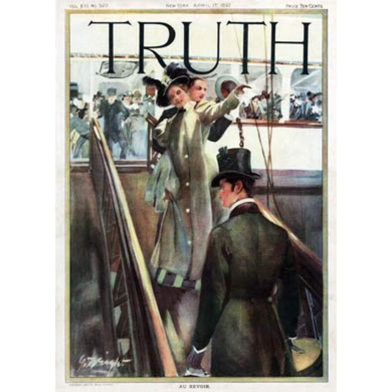 Au Revoir, Truth 1897