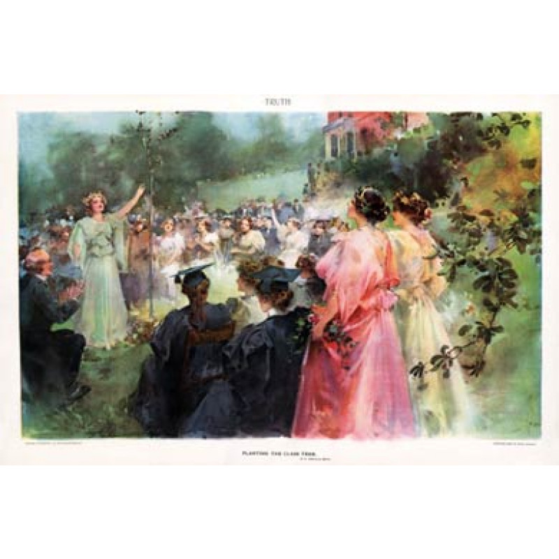 Planting The Class Tree, Truth 1897
